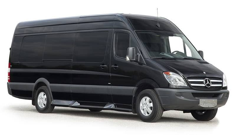 sprinter and limo rental atlanta