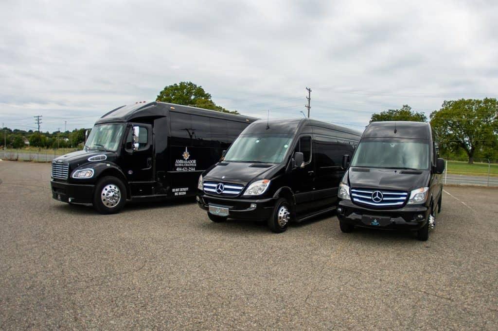 group transportation service atlanta ga
