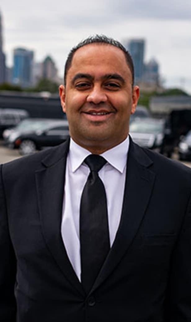Ayman Ambassador Global Chauffeur